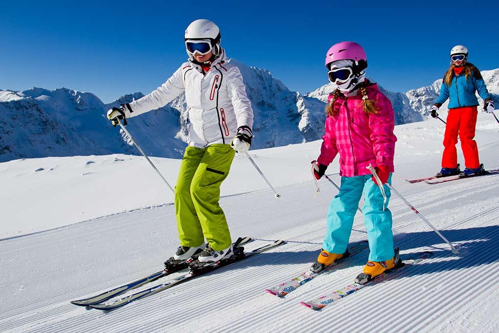 Curso monitor esquí