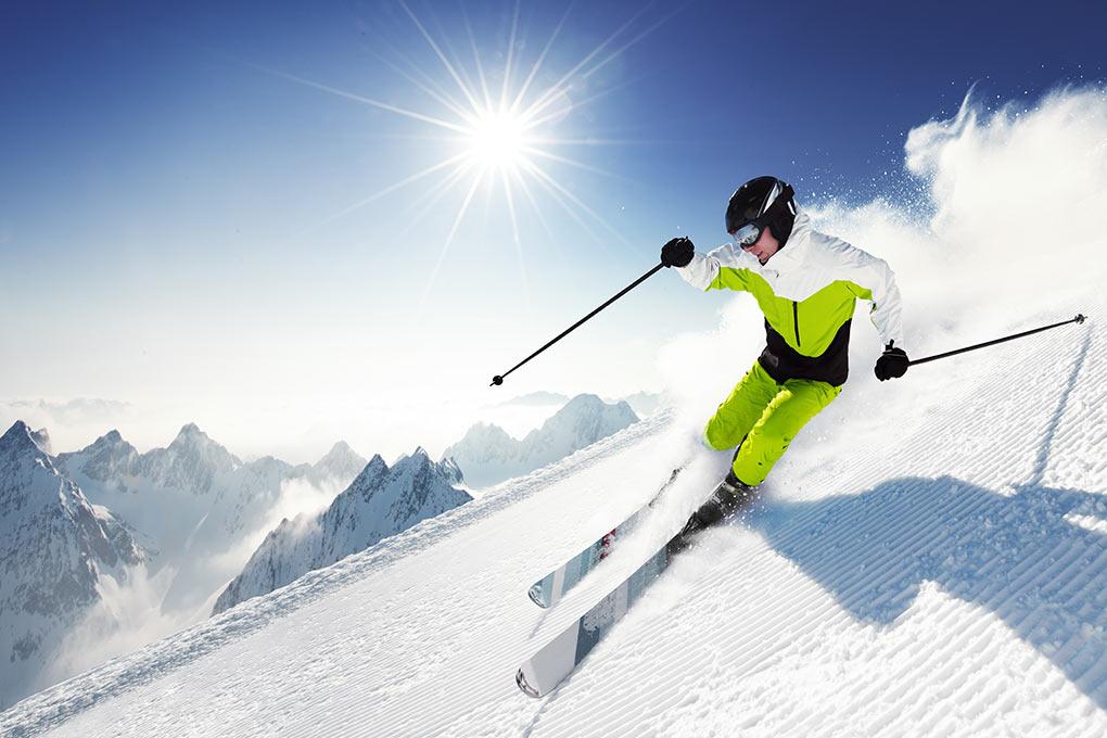 Como preparar las pruebas de acceso de esquí